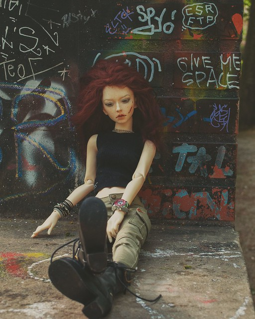 Urban Survival | Roux ️️✏️<3