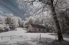 Mount Celestial Baptist Church Infrared