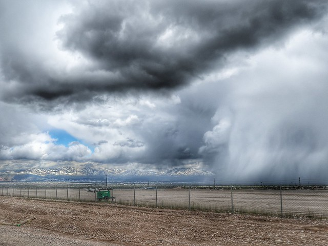 Rocky Mountain Spring Weather