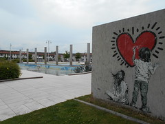 cuore, piazza Europa, Noventa Padovana
