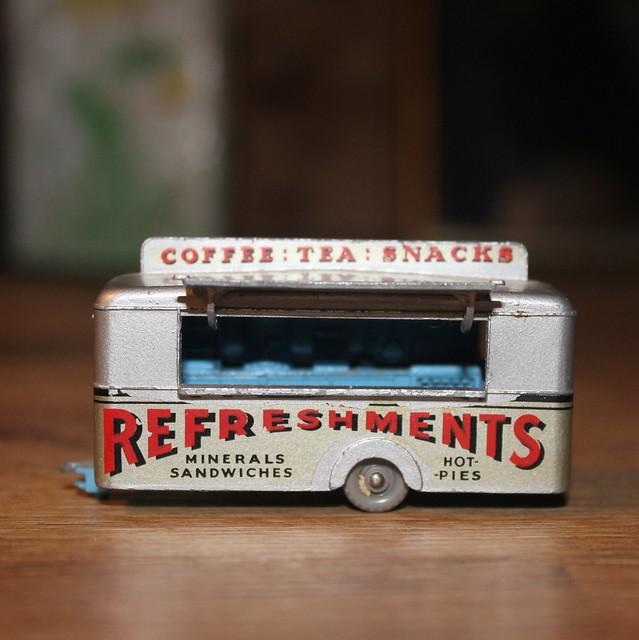 Matchbox 74, Mobile Refreshment Canteen