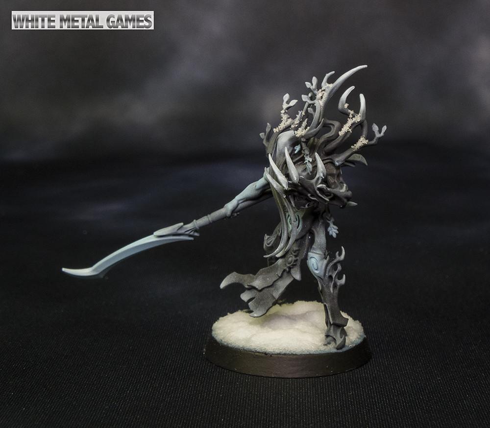 Winter Sylvaneth Army | Silver Level/Bronze Dryads | Flickr