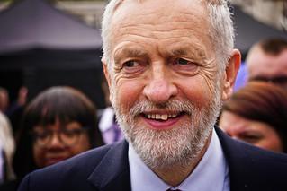 Millicent Fawcett Statue 12 - Jeremy Corbyn | by garryknight
