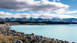 Lake Pukaki | by VirtualWolf