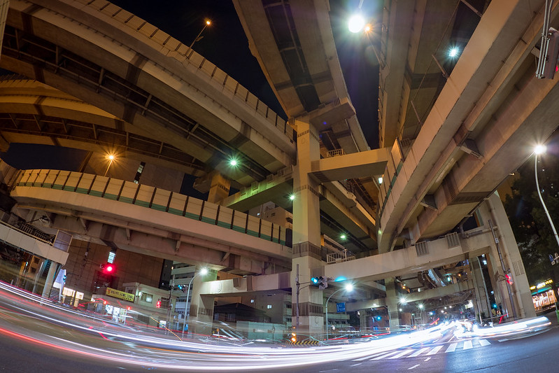Tokyo 東京|箱崎JCT