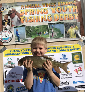 2018 Vince Herding Spring Fishing Derby | by Red River Area Sportsmen's Club