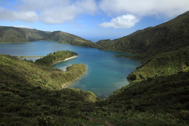 São Miguel Island,Azores Archipelago,Portugal
