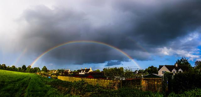 Double Rainbow 1815: BST 02/05/18
