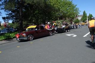 Santa Rosa Rose parade