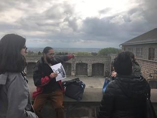 UN Vienna tour guides visit Mauthausen Memorial