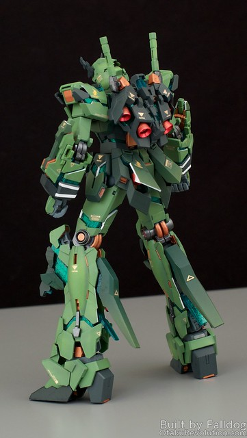 MG Unicorn - Marida Cruz Custom 8