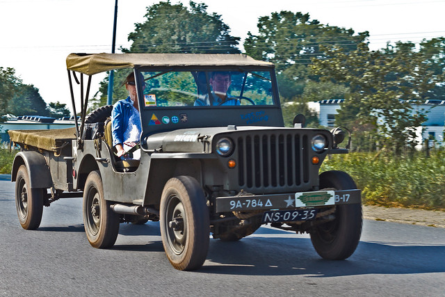 Willys JEEP 1944 (7351)