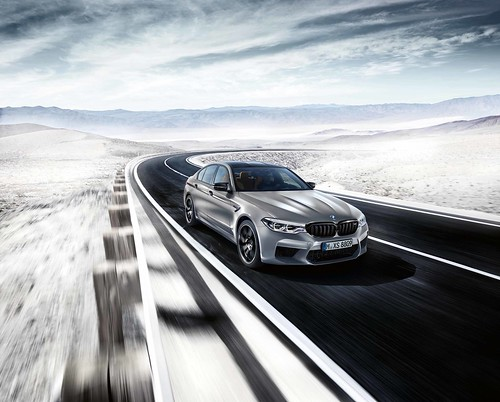 2019_BMW_M5_Competition_003 Photo