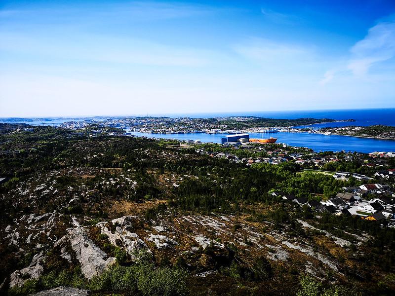 52-Utsikt over Kristiansund fra Kvernberget