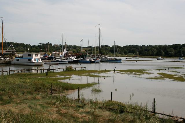The River Deben, Woodbridge