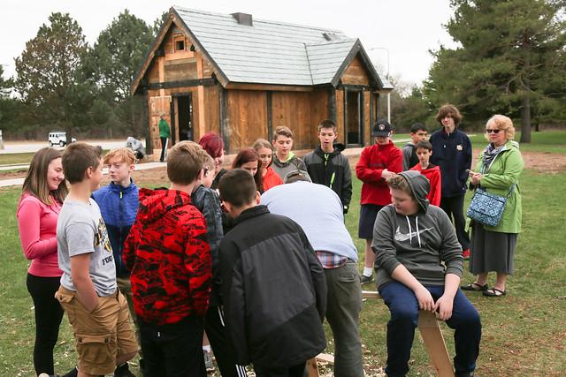 Riverview Middle School Visit