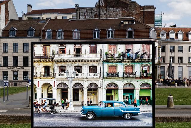 La Havane - Lille : trompe l'œil