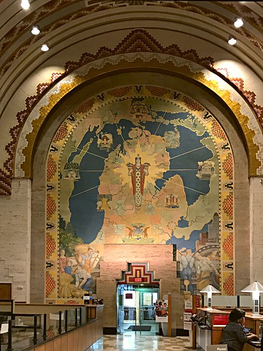 Detroit's Guardian Building-1929 | by Man_of Steel