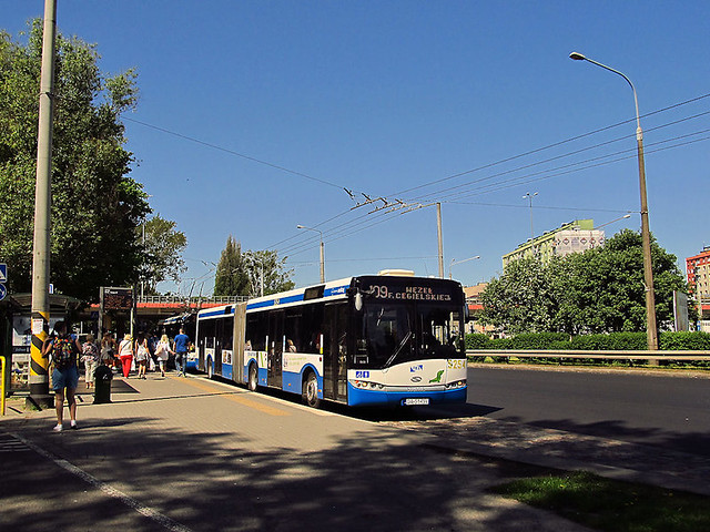 Solaris Urbino 18III, #5254, PKA Gdynia