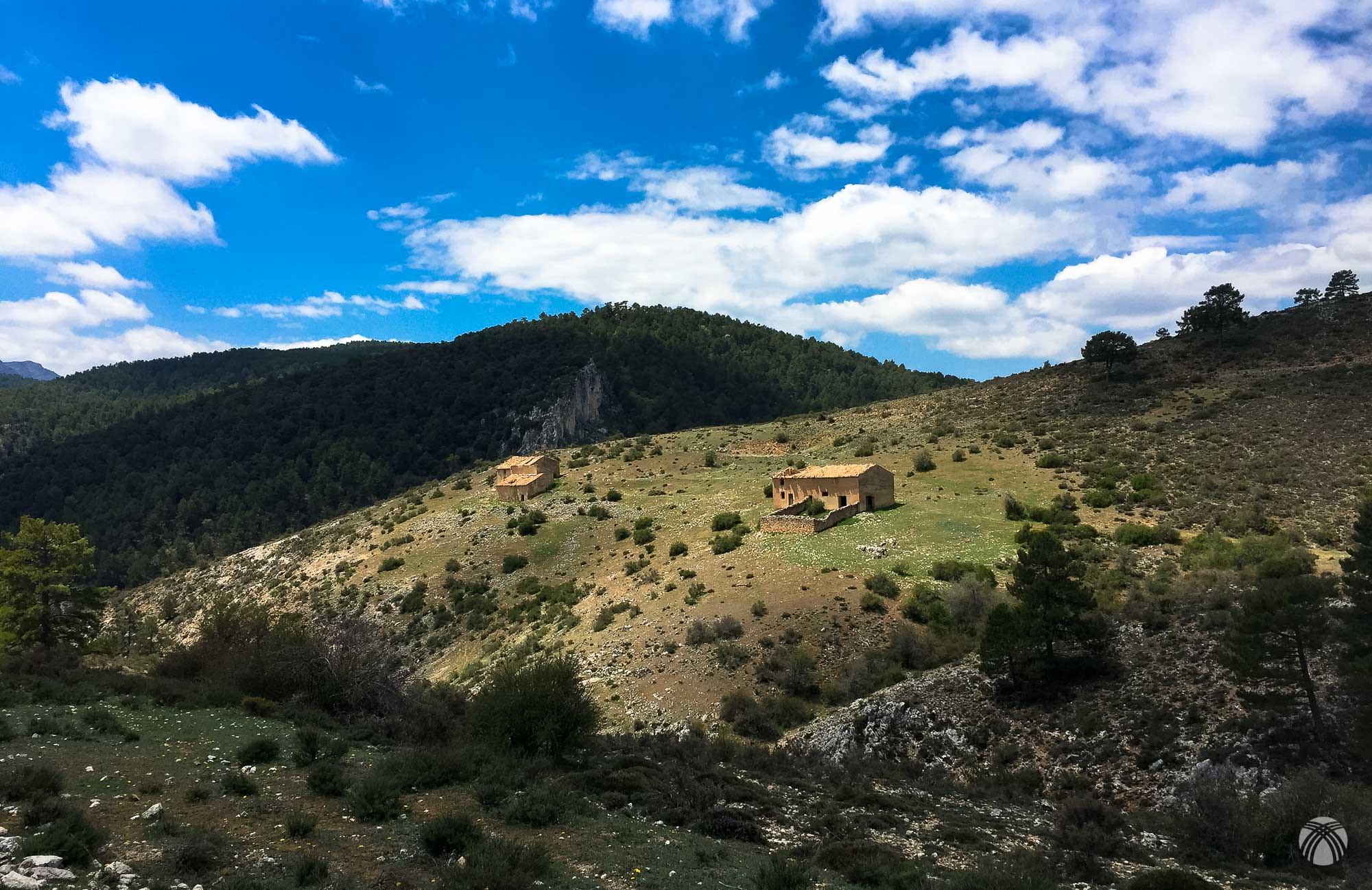 Porche del Valenciano, sobre la Rambla de los Vaquerizos