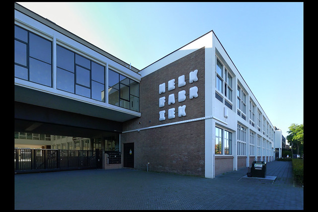 hilversum campina melkfabriek 03 1957 wooncomplex 2012 inbo (larensewg)