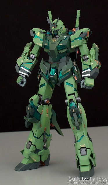 MG Unicorn - Marida Cruz Custom 9