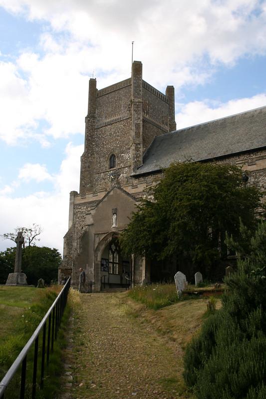 Orford church