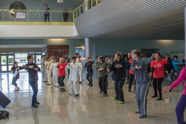 Health: World Tai Chi and Qigong Day | Health and Wellness