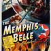 """The movie poster promoting William Wyler's film about the """"Memphis Belle"""" and its crew which was commissioned by Gen. Hap Arnold of the U.S. Army Air Forces. Wyler volunteered and was commissioned as an officer in the USAAF to create films for the War Department. (National Museum of the U.S. Air Force photo)"""
