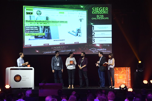 Digital Commerce Award 2018 | by Digital Commerce Connect-Award-Night