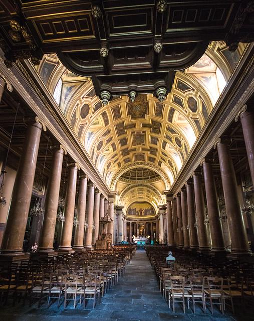 Cathedral Saint-Pierre de Rennes 01