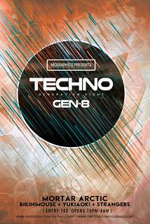 TECHNO GENERATION 8