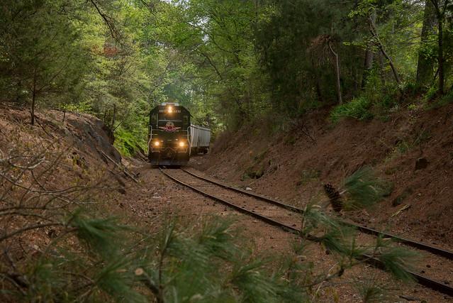 The Carolina Route