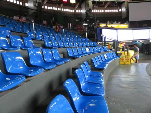 ラジャダムナン・スタジアムのクラブクラス席