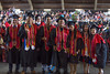 The University of Hawaii at Hilo celebrated spring 2018 commencement on Saturday, May 12, 2018 at the Edith Kanakaole Stadium. Photo credit: Everette Ganir