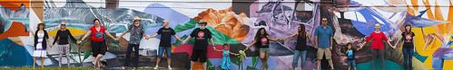 SHOWGROUNDS MURAL PANO-STICH