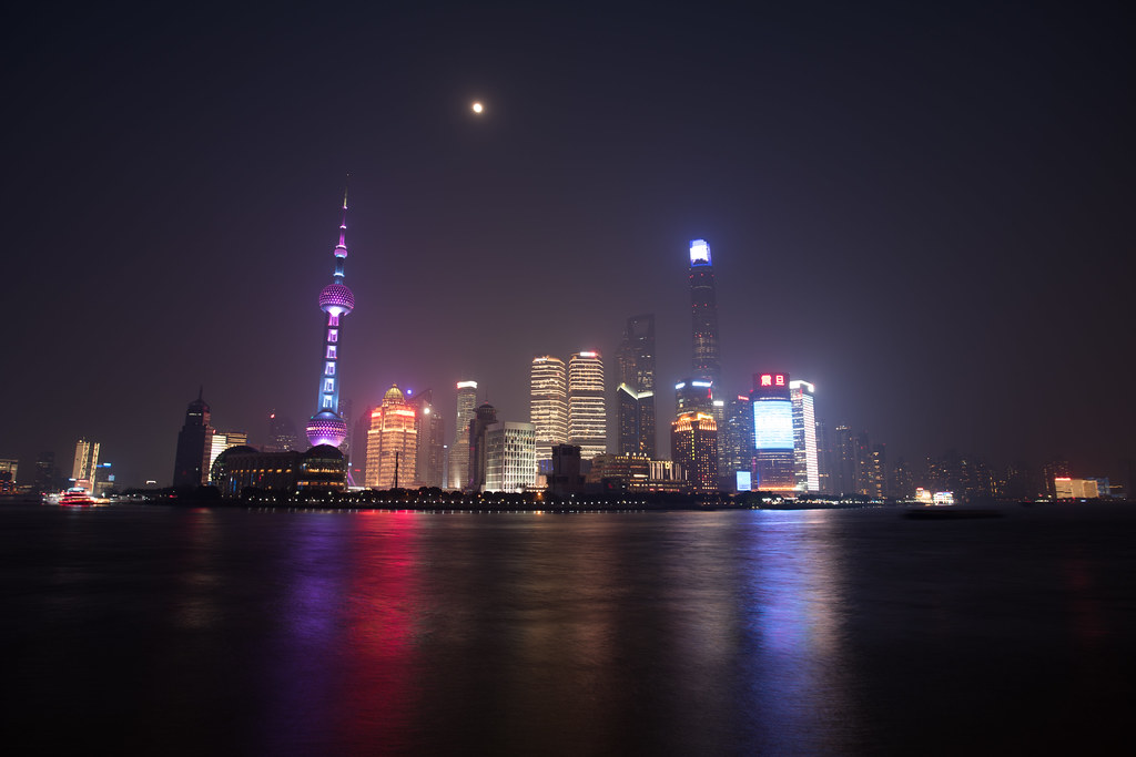 The Bund - Shanghai