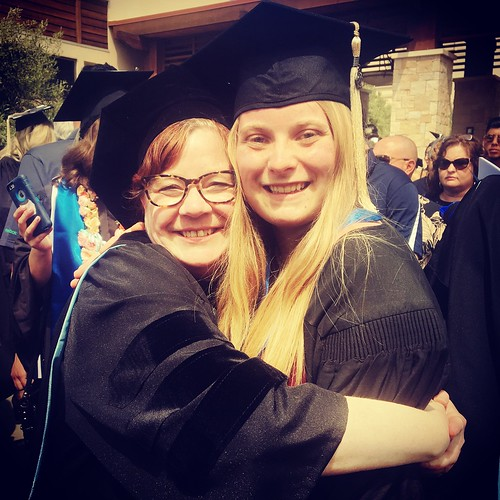 me and Wynter, who actually finished last december & who i miss so much!! congratulations!!!