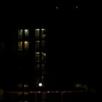Stanford Lights at Night