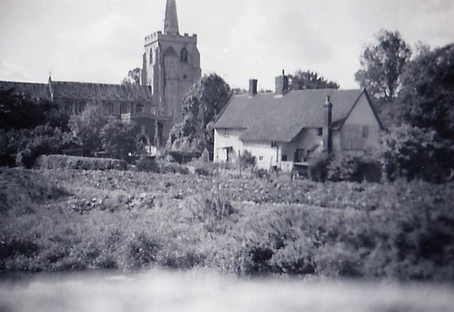 Bramford St Mary Suffolk 1957