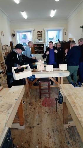Woodwork class 2018 201
