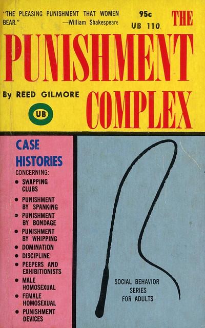 Unique Books 110 - Reed Gilmore - The Punishment Complex