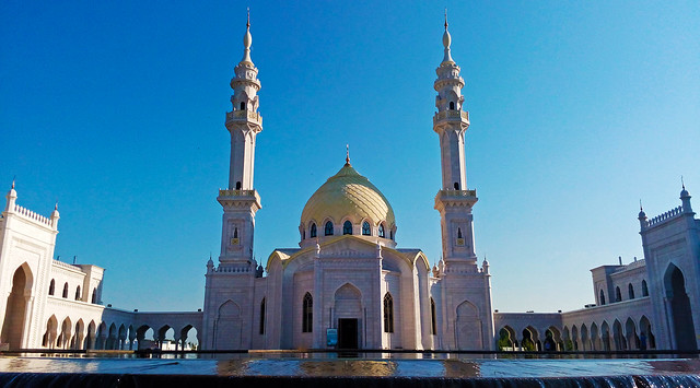 White Mosque, Bolghar