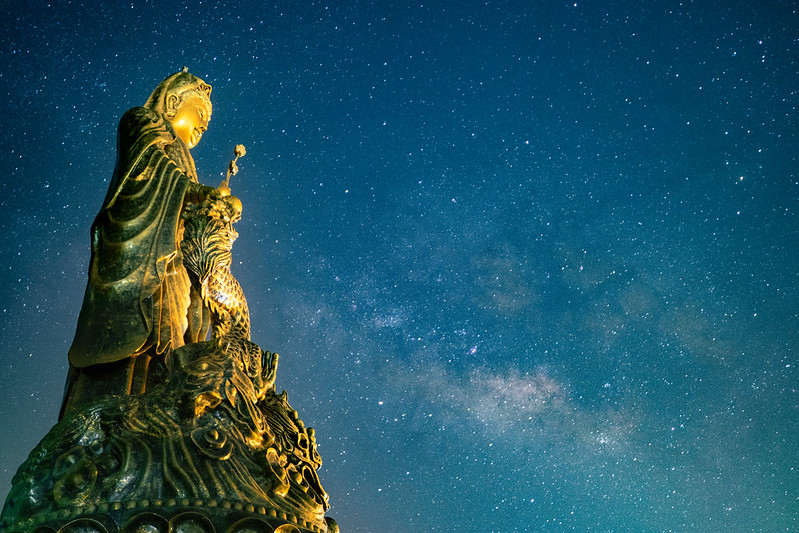 觀音銀河|STC 夜空輕光害濾鏡 Astro Nightscape Filter