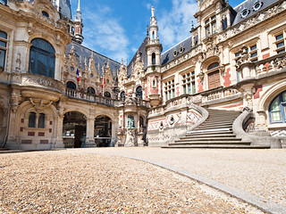 Palais Benedictine   by Mauro Rado