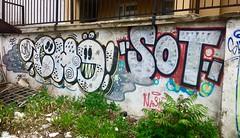 201705 - Balkans - Graffiti - 20 of 46 - Sofia - Oborishte - Sofia, May 21, 2017