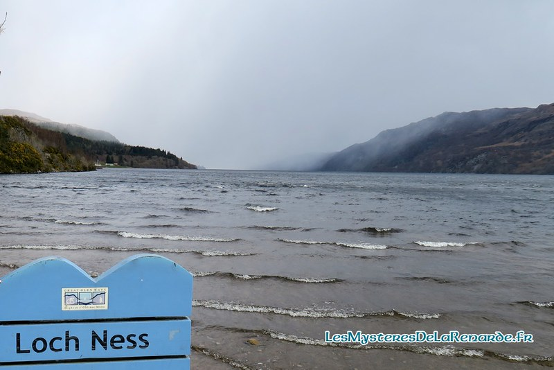 Loch Ness - Kelpies