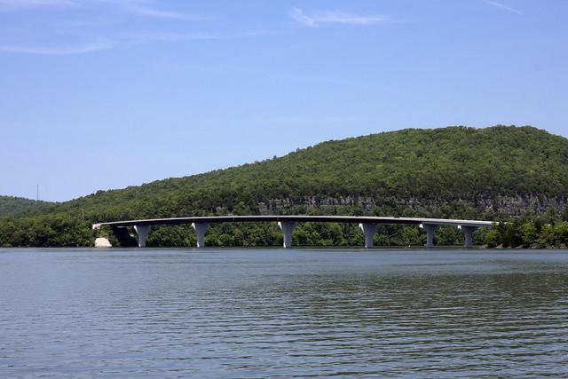 Highway 41 Bridge over Nickajack Lake, Marion County, Tennessee