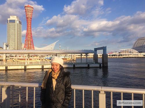 9 Hari Babymoon ke Jepang - Waterfront | by deffa_utama