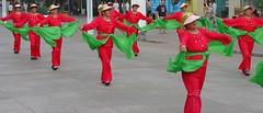 Yangge Dancers